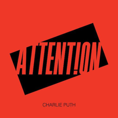 Charlie Puth  Attention mp3
