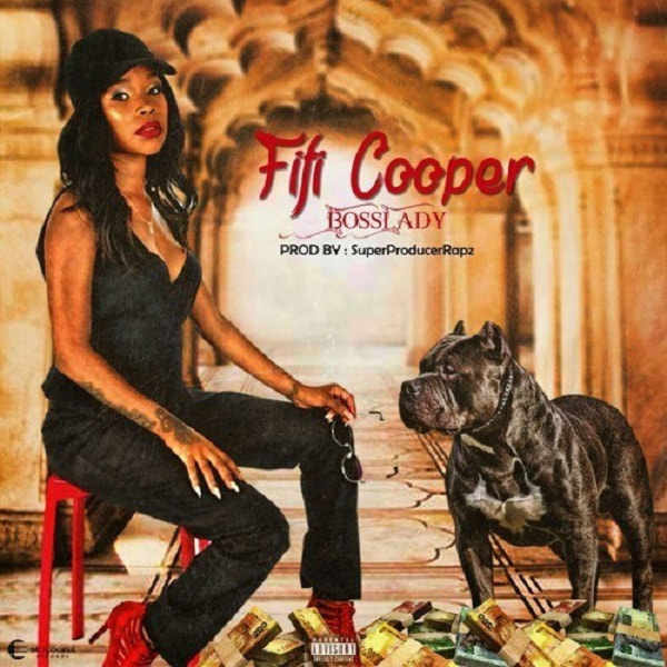 Fifi Cooper Boss Lady